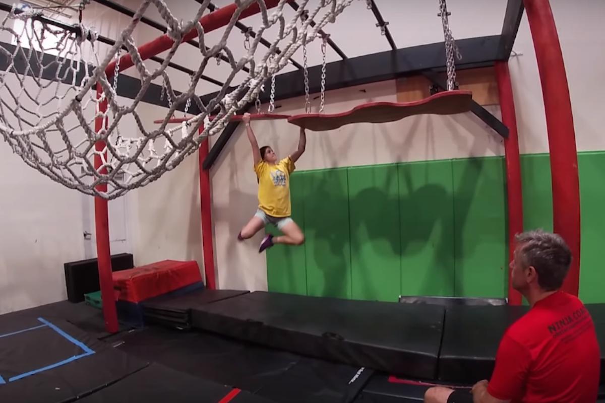 Meet the Ninja Warrior Junior Powerhouse – Hannah McCain