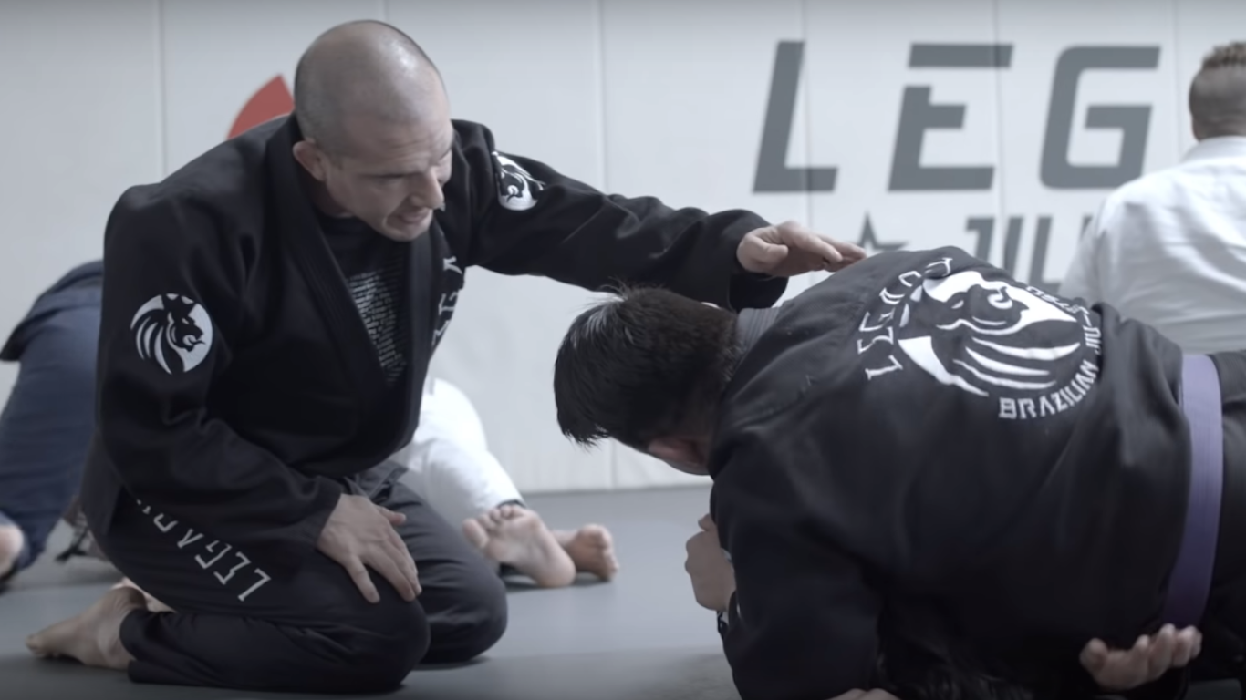 BJJ World Champion Fights Multiple Sclerosis And Wins
