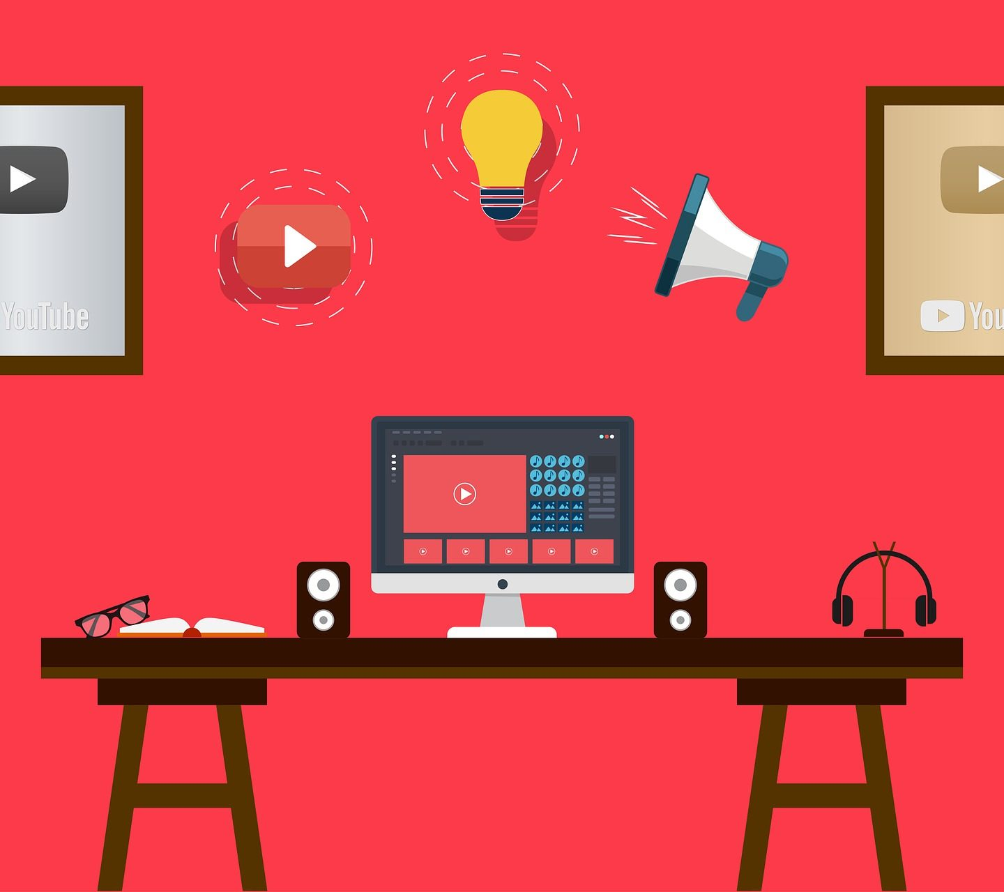 Know This About Video Production To Make It Big On YouTube